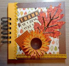 Thanksgiving 30 Day Scripture Writing Plan Mini