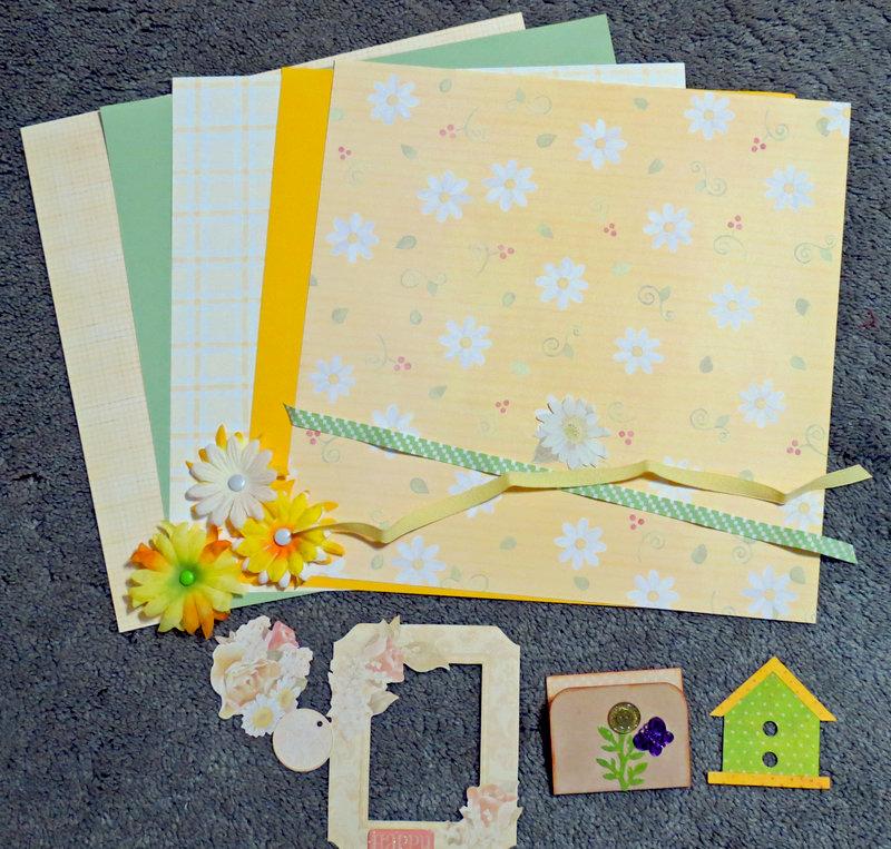 Spring Kit Swap