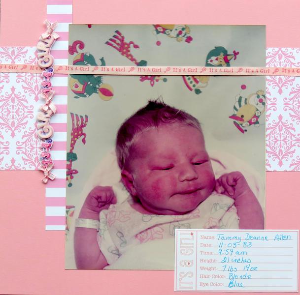 Tammy - Newborn