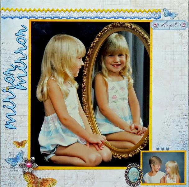 Tammy - mirror mirror