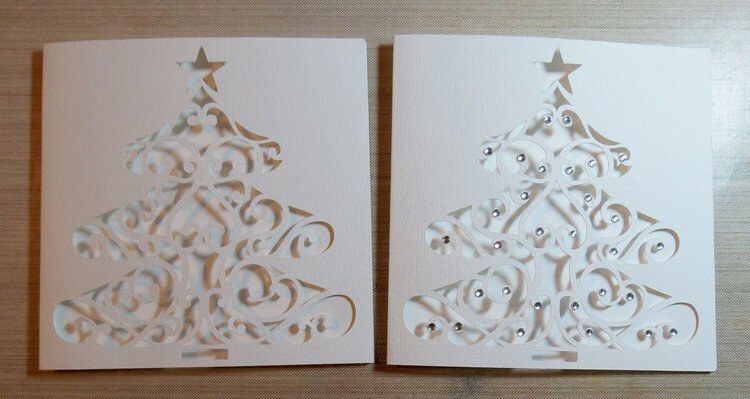 All White Card