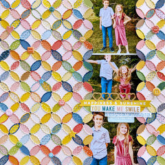 You Make Me Smile by Paige Evans
