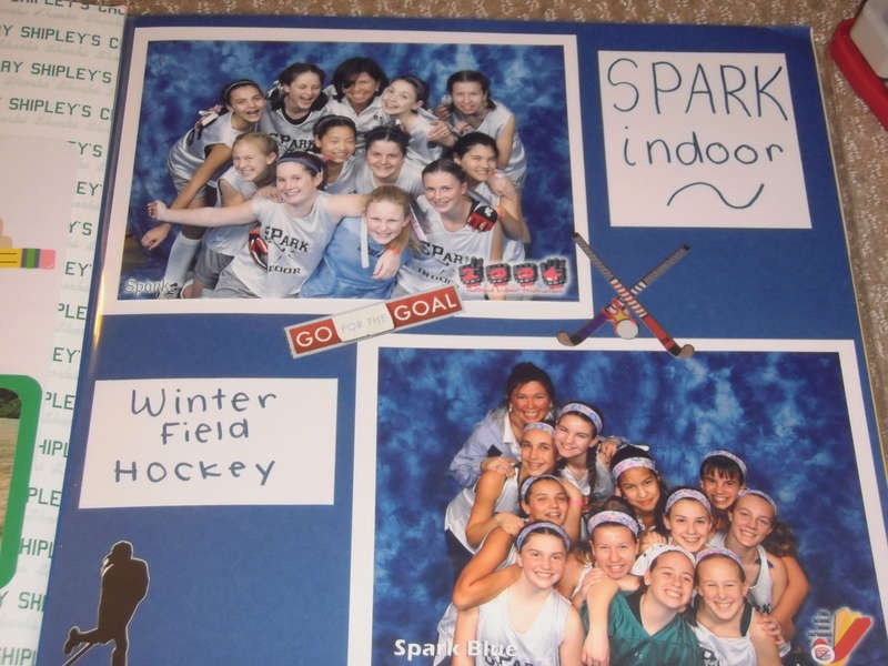 Spark Indoor Field Hockey