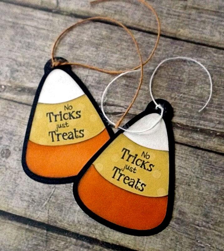 No Tricks just Treats tags