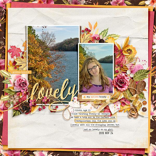 Lovely My Autumn Beauty