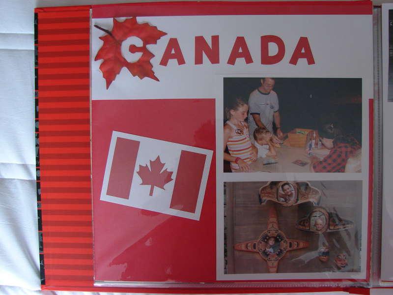 Canada EPCOT world showcase