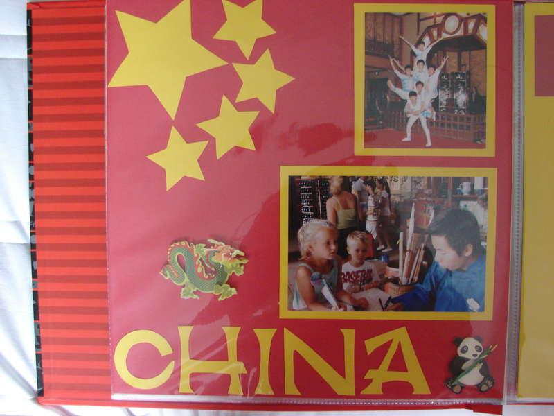 china EPCOT world showcase
