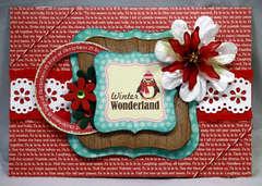 Winter Wonderland **Petaloo and Jillibean Soup**