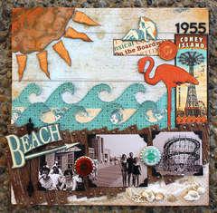 1955 Coney Island