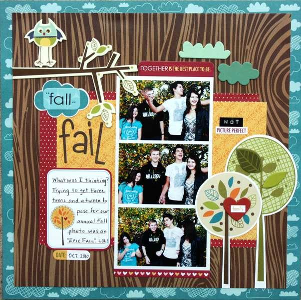 Fall Fail