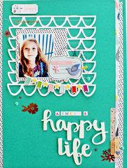 A Sweet & Happy Life