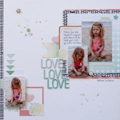 Love Love Love {Sketchabilities}