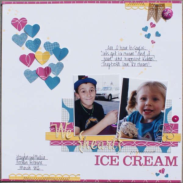 We {Heart} Ice Cream