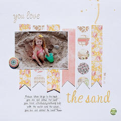 You Love the Sand