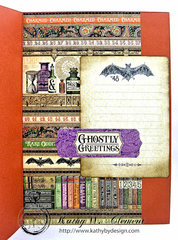 Rare Oddities Happy Howl-o-ween Card