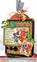 Graphic 45 St. Nicholas Quick and Easy Tags