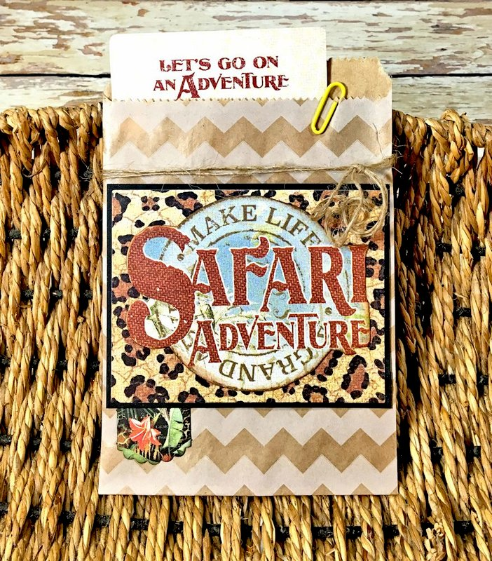 Safari Adventure Zoo Themed Party Ensemble