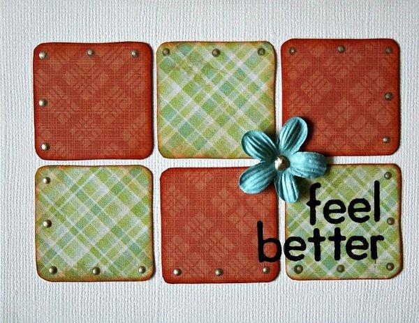 feel better [a card]