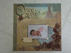 Once upon a time (our baby girl)