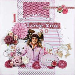 I love you so......