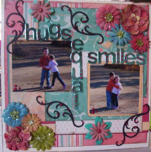 Hugs Equal Smiles
