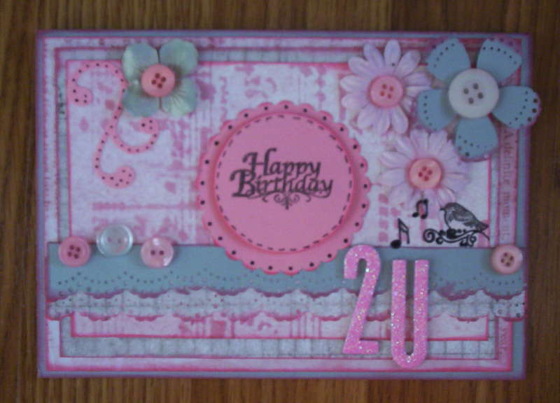 happy birthday 2 u *FREE CARD DRAW*
