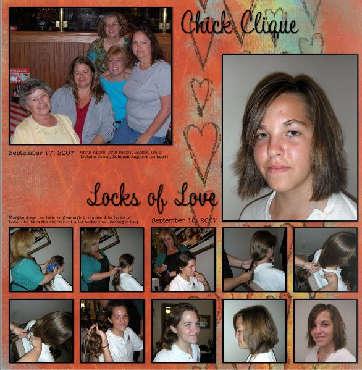Chick Clique/Locks of Love