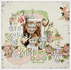 ~A Magical Kind of Love~ Scrap That! March Kit