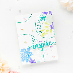 ~You Inspire Me~ Pinkfresh Studio