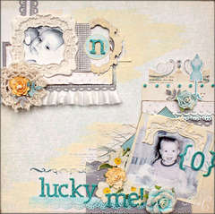 Lucky Me ~Scrap That! November Kit~
