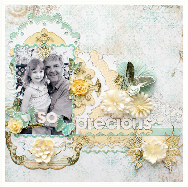 ~So Precious~ April Scrap That! Kit