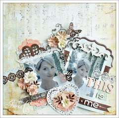 ~This is Me~ February Scrap That! Kit