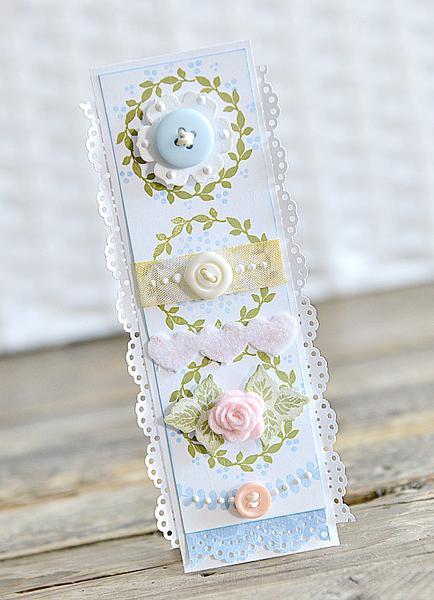 ~Spring Bookmark~