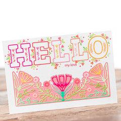 ~Hello My Love~ Pinkfresh Studio