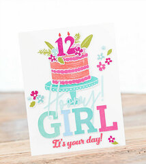 ~Hooray It's Your Day!~ Pinkfresh Studio
