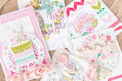 ~Spring Cards~