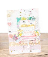 ~Happy Birthday~ Pinkfresh Studio