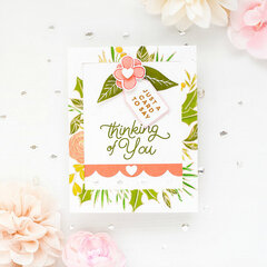 ~Thinking of You~ The Stamp Market