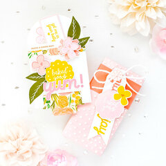 ~Sunny DIY Packaging~ The Stamp Market