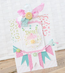 ~Sweet Wishes~ Colored Embossing