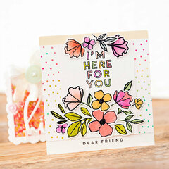 ~I'm Here for You~ The Stamp Market