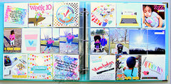 Pocket Pages using the Carpe Diem Collection from Simple Stories