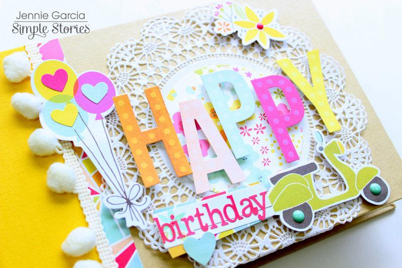 Happy Birthday Mini Album