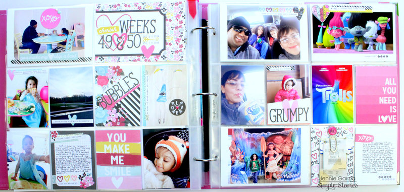 Love & Adore Pocket Pages