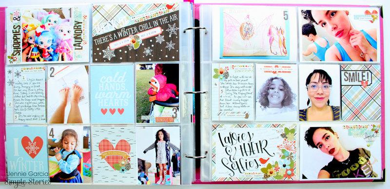 Winter Wonderland Pocket Pages