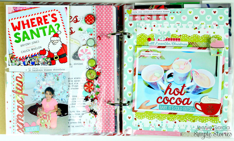 December Daily: Where is Santa?