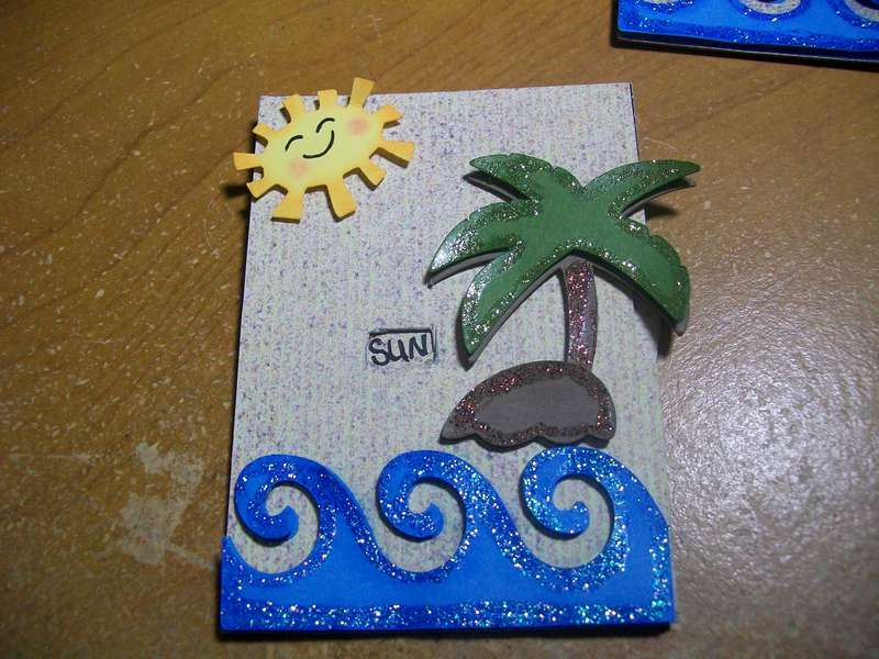 """Fun in the sun"" ATC"