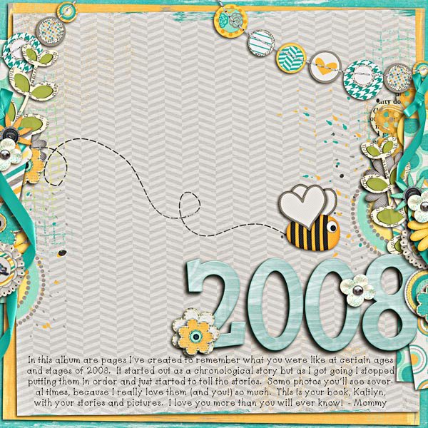 2008 Cover Page