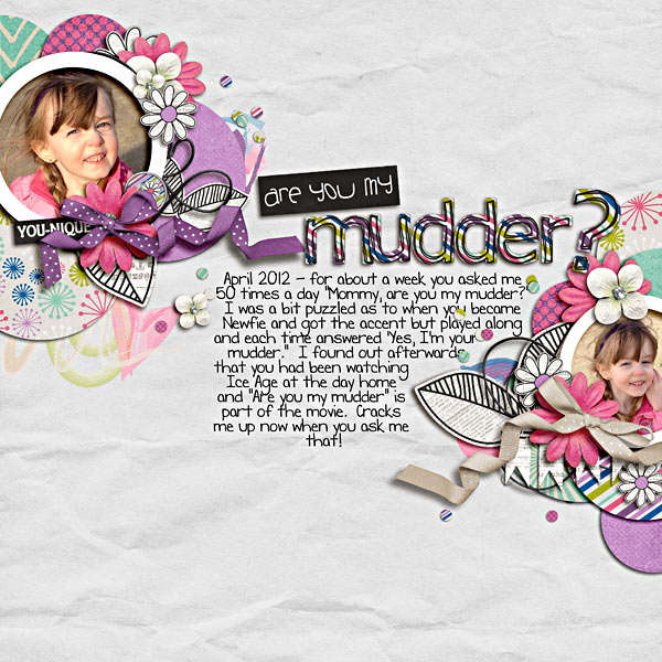 Are You my Mudder?