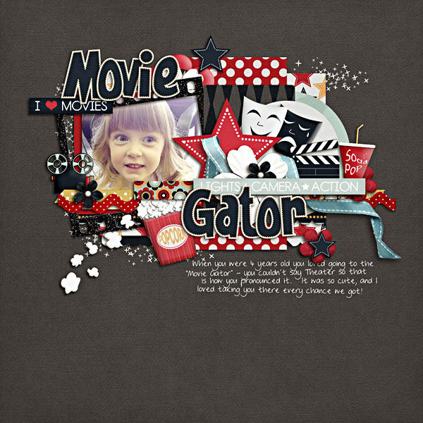 Movie gator